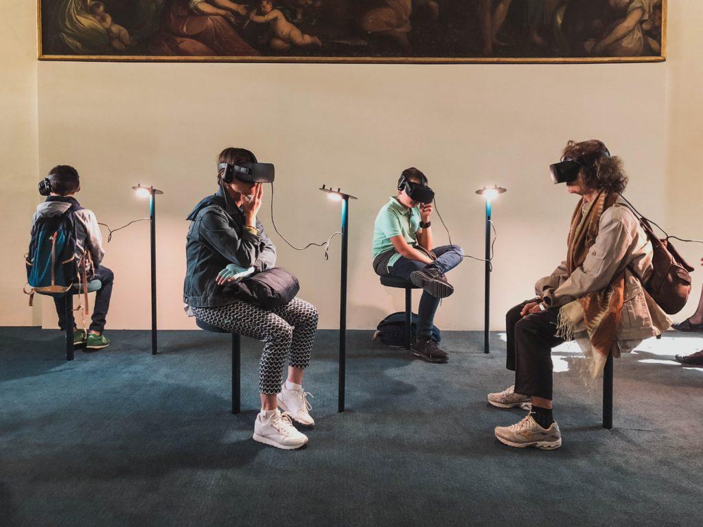 VR im Museum